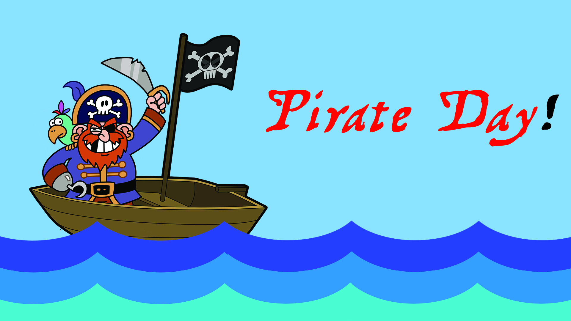 Image result for pirate day fun