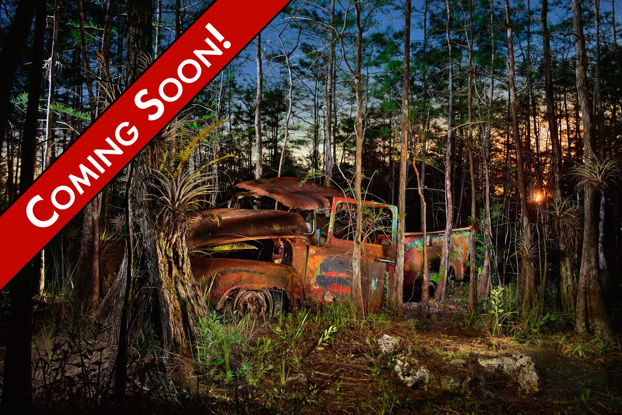 abandoned vehicles coming soon